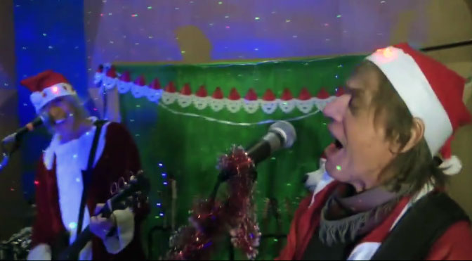 Téléphone Les Insus chant Joyeux Noel