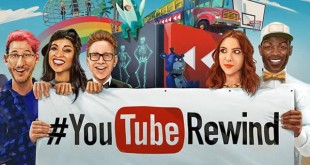 video youtube rewind 2015
