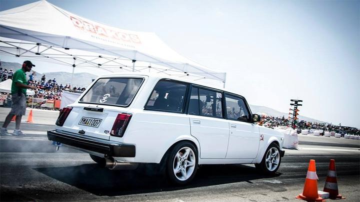 Lada de 400ch turbo