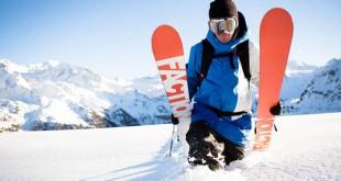 photo candide thovex ski
