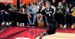 nba dunk zach lavine