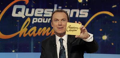 Questions pour un champion : Julien Lepers