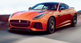 photo Jaguar F-TYPE SVR