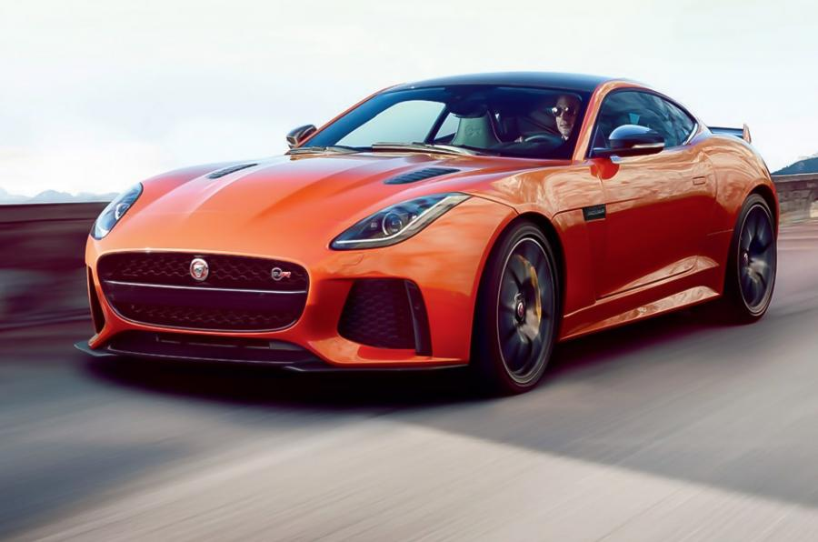 photo Jaguar F-TYPE SVR