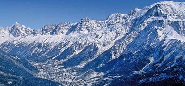 photo Chamonix hiver