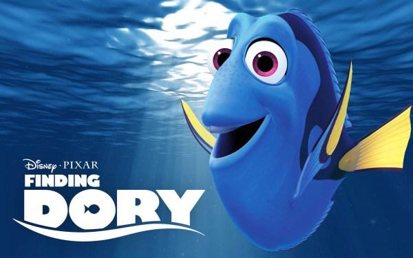 Finding Dory Disney Pixar