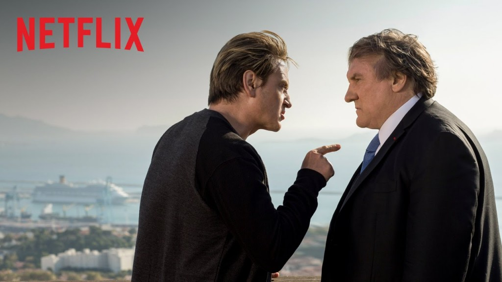 Marseille série TV francaise Netflix