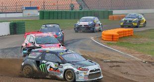 photo video Rallycross RX Hockenheim