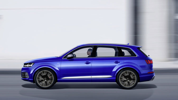 photo Audi SQ7 TDi 435ch
