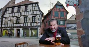 pub cantona biere 1664