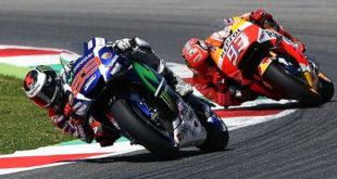 Moto GP Lorenzo vs Marquez