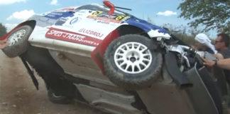 shakedown du Rallye WRC de Pologne