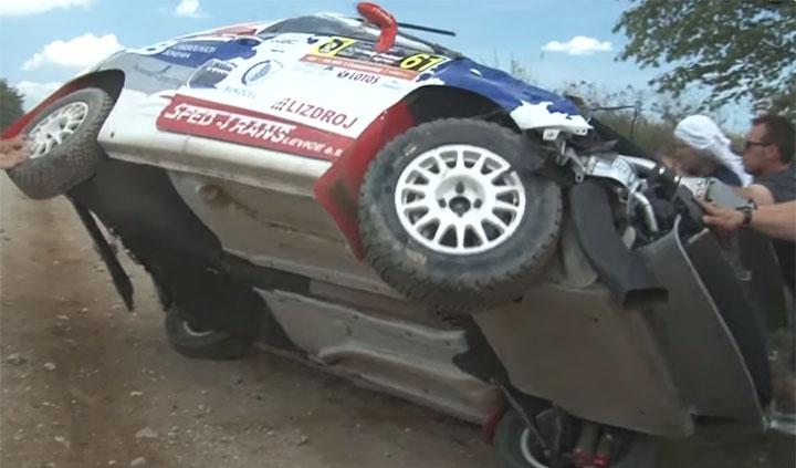 Résumé vidéo du Rallye WRC de Pologne 2016