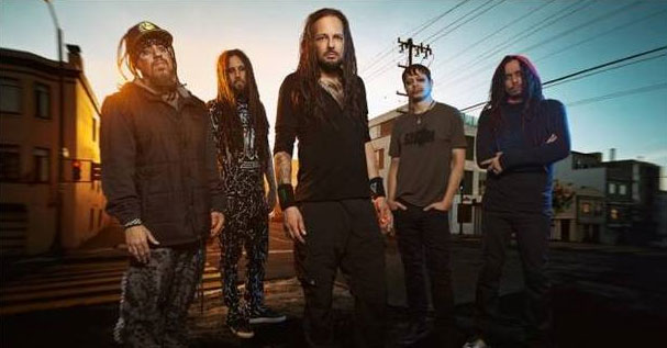 korn album 2016 serenity of suffering