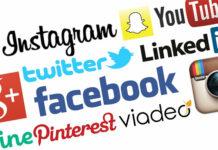 logo Facebook, Twitter, Google Plus, Instagram, YouTube, Linkedin, Tumblr, Pinterest