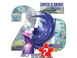 Street Parade 2016 Zurich