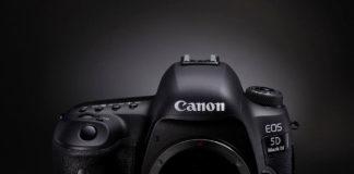 photo boitier nu Canon EOS 5D Mark IV