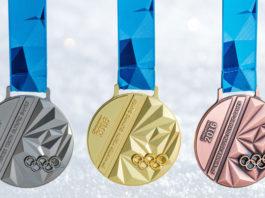 medaille olympique JO 2016