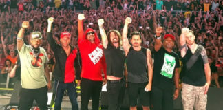 photo Dave Grohl Prophets Of Rage