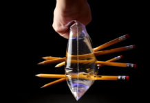 experience eau crayon