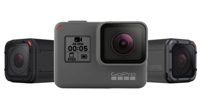 GoPro Hero5 Black Session5