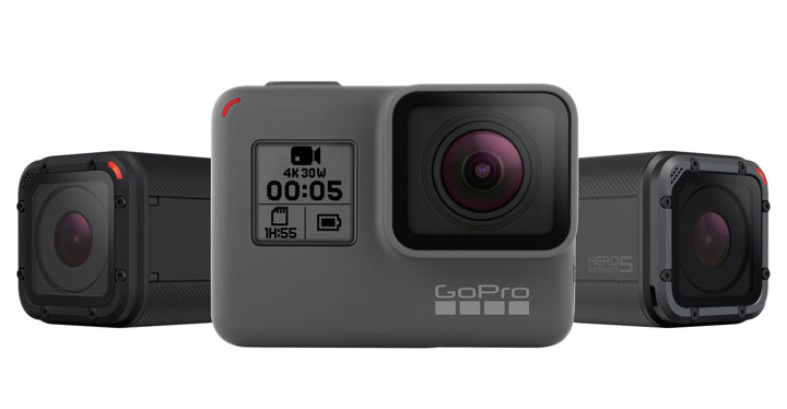 GoPro Hero5 Black Session5