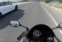 Tesla vs moto