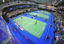 Badminton France Open 2016