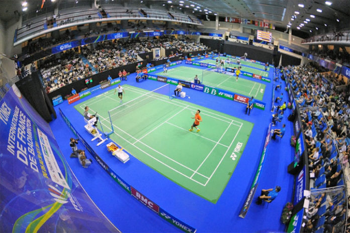 Badminton France Open 2016