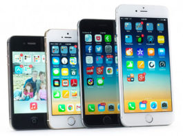 iphone famille