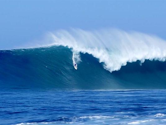 surf ouragan photo vague du siecle