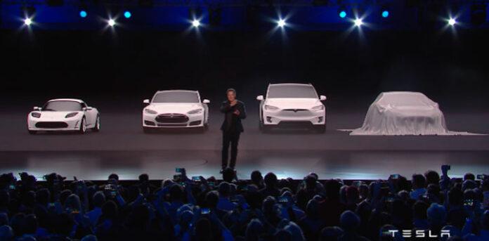 photo Tesla Roadster Model S X 3