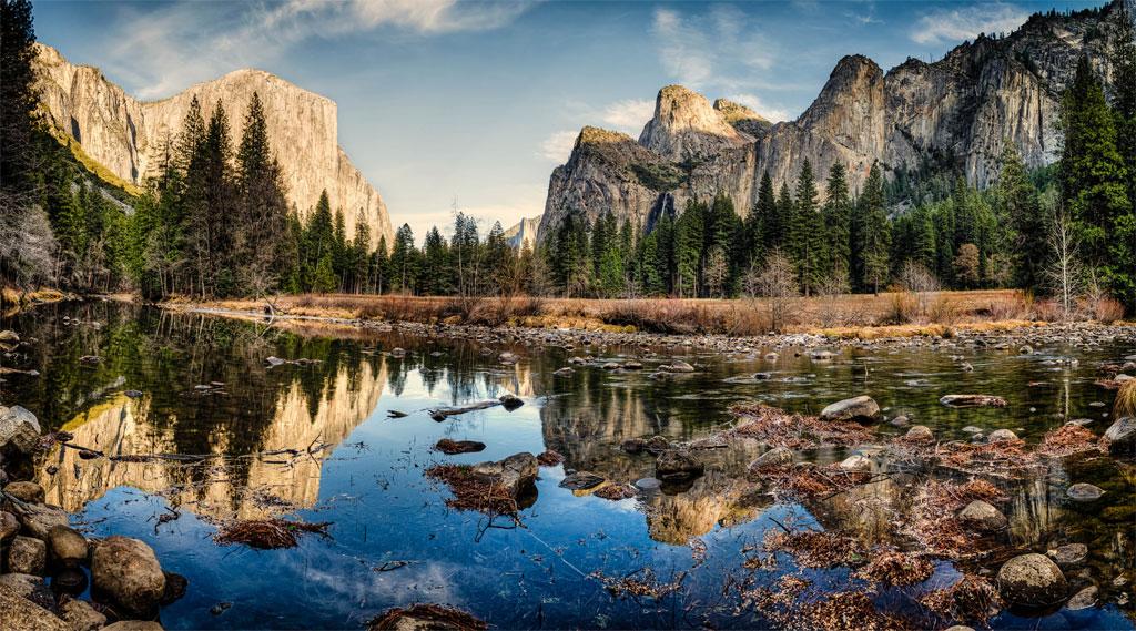 Le Yosemite en 4K | Blog-Note