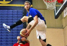 photo Jordan Kilganon dunk video