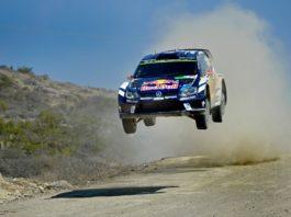 VW Polo R WRC saut jump photo video best of