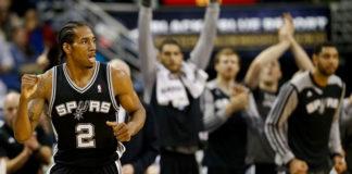Spurs Kawhi Leonard NBA