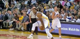 Andre Iguodala NBA Warriors