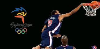 Vince Carter USA 2000