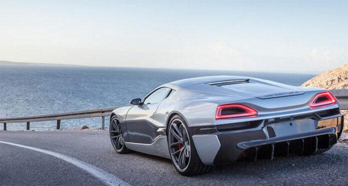 photo voiture Rimac Concept One