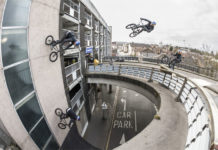 wall ride BMX de Sebastian Keep