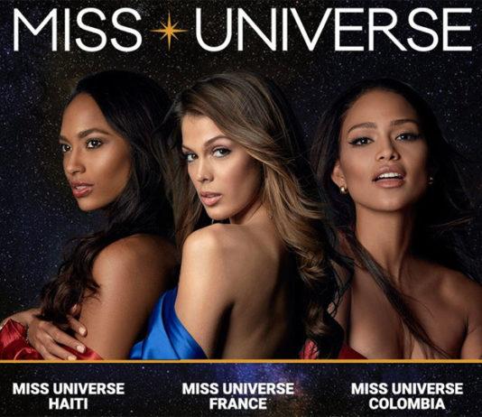 miss univers Iris Mittenaere