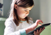 photo enfant smartphone