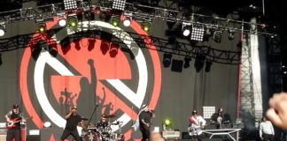 Prophets of Rage concert Download Festival Paris France 2017