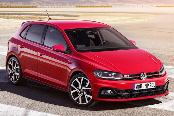 photo VW Polo GTI