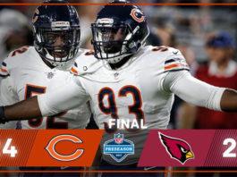 Chicago Bears vs Saint-Louis Cardinals