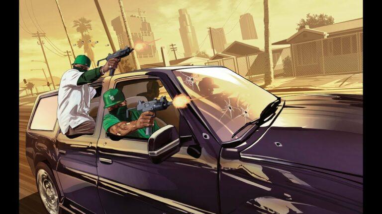 Gangsta Rap & Drift