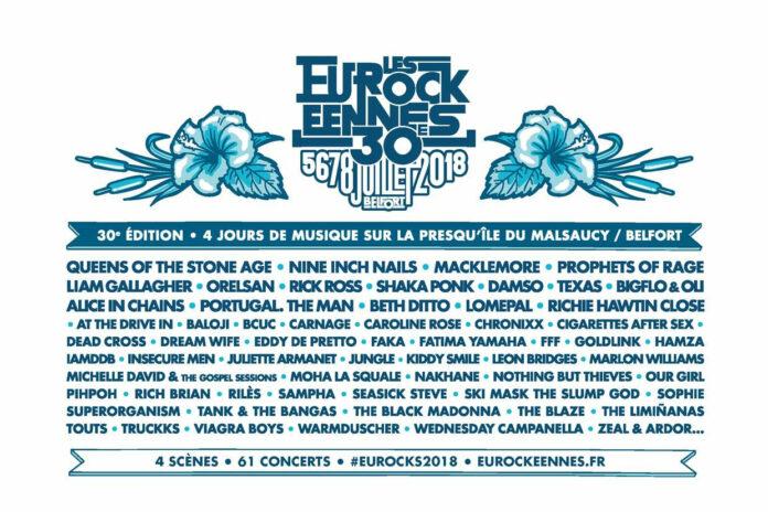 eurockeennes 2018 eurocks