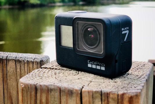 video camera gopro hero 7