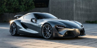 photo Toyota Supra 2019