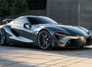photo Toyota Supra 2019